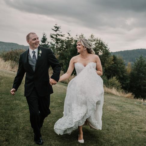 Mallorie & Derek Wedding