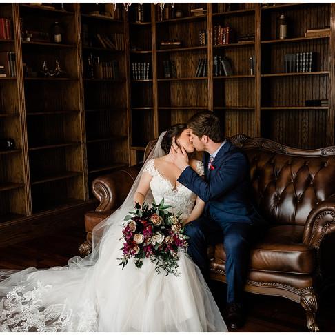 Sarah and Adam's Wedding- Luxmore Grande Estate