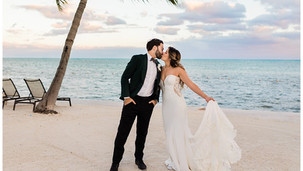 Kaitlyn and Alex's Destination Wedding- Key West