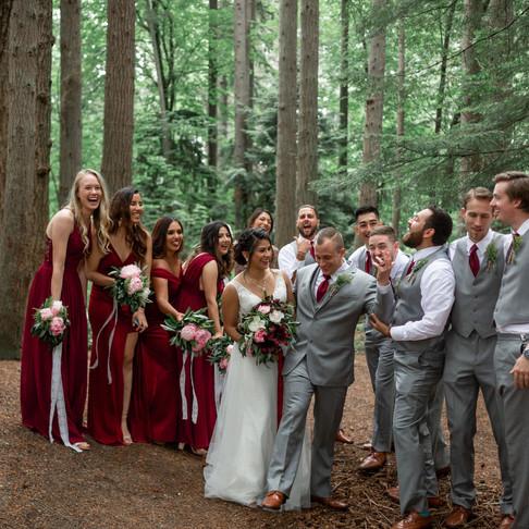 Esmeralda and Jordan's Wedding