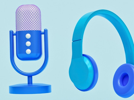 Podcasts - a great way to expand your reach!