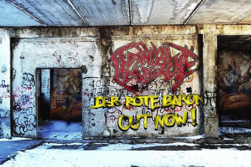 Terrible_Headache_Der Rote Baron_CD_RELE