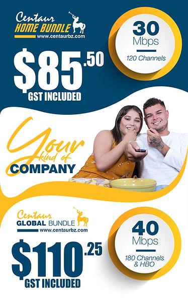Centaur Home & Global Bundles