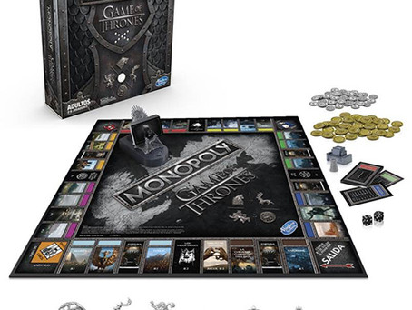 Get an opportunity to win a GOT Monopoly, Dragon Egg Candles and a GOT Mug