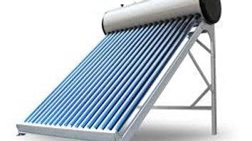 Termotanque solar 300 lt