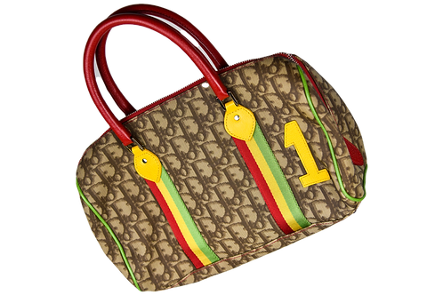 CHRISTIAN DIOR rasta bag
