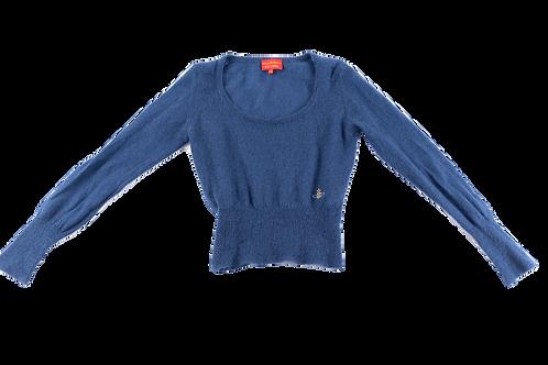 VIVIENNE WESTWOOD mohair sweater