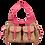 Thumbnail: DIOR monogram + pink bag