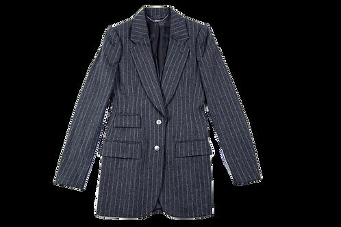 McQUEEN grey blazer