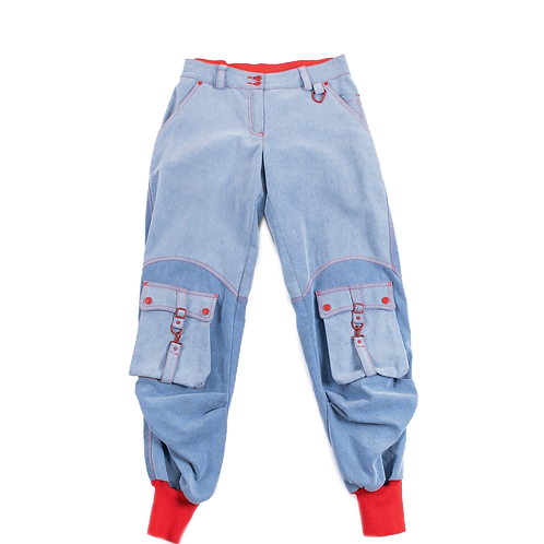 DIOR baggy jeans