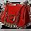 Thumbnail: FENDI red baguette