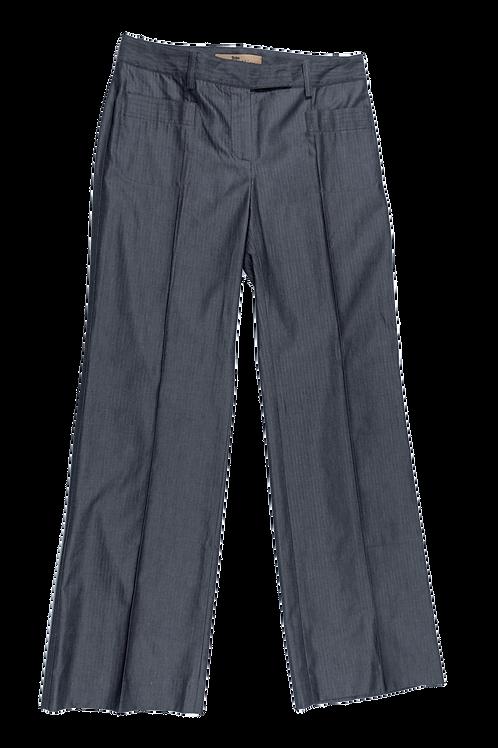 GALLIANO stripped pants