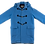 Thumbnail: HERMES blue duffle coat