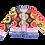 Thumbnail: GALLIANO multicolor cardigan