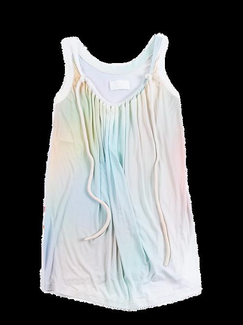 MARGIELA rainbow dress