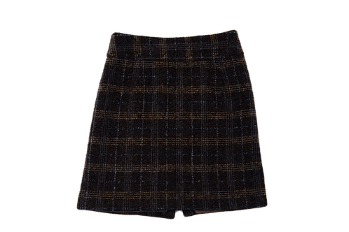 DOLCE&GABBANA tweed skirt