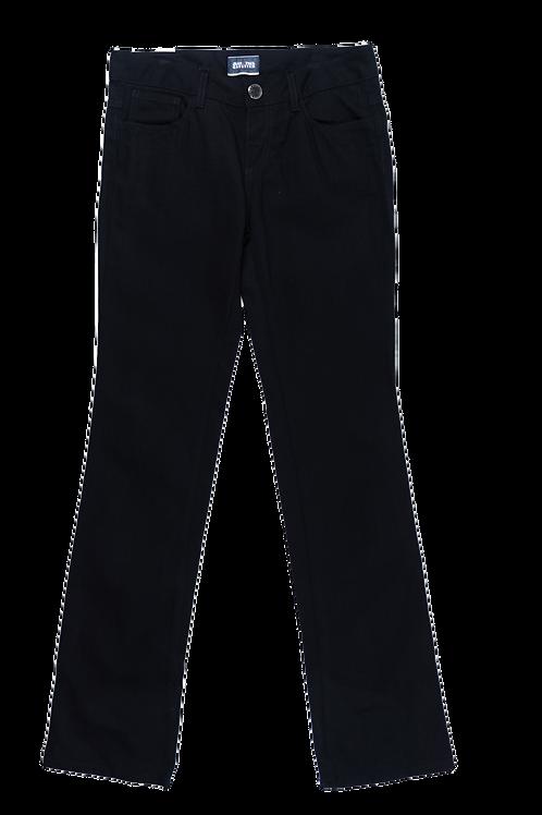 JEAN PAUL GAULTIER black jeans