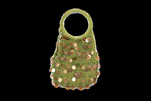 JAMIN PUECH greenhandbag