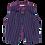 Thumbnail: DIOR 'Tyra' purple waistcoat