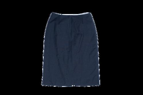 PRADA grey skirt