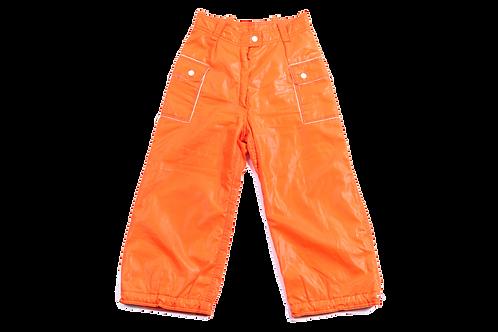 COURREGES orange shorts