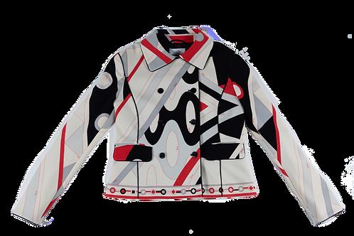 PUCCI psychedelic jacket