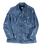 Thumbnail: VERSACE navy leather jacket
