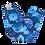 Thumbnail: KENZO flower satin pants