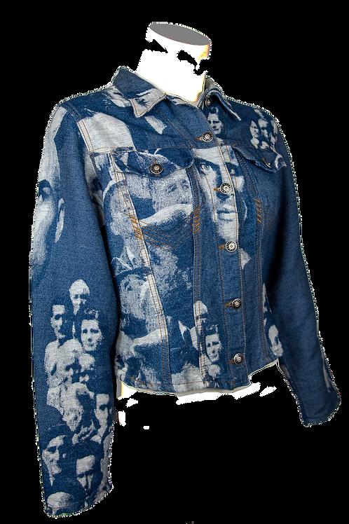JEAN PAUL GAULTIER denim jacket