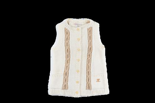 COURREGES sleeveless sweater
