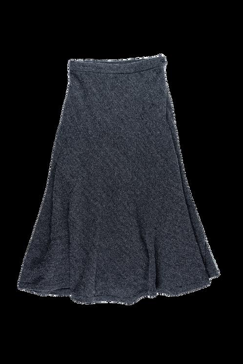 COMME DES GARCONS tricot skirt