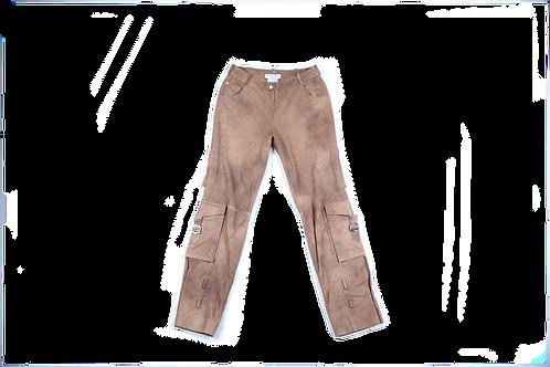 DIOR lambskin cargo pants