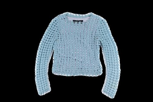 DIOR crochet top