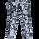 Thumbnail: BALMAIN tie dye jeans