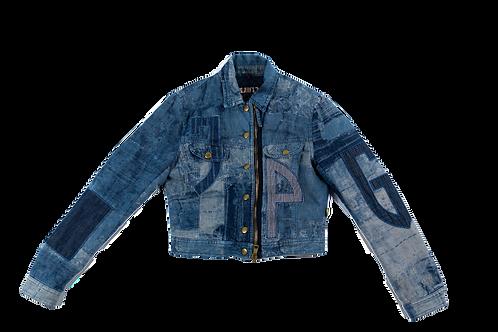 JEAN PAUL GAULTIER jean jacket