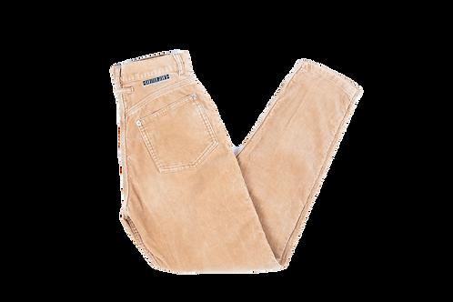 GAULTIER corduroy pants