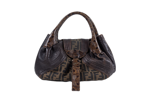 FENDI zucca spy bag