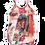 Thumbnail: GALLIANO printed dress