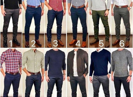 5 Men's Great Dating Outfit Essentials