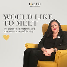 Would Like to Meet Podcast - Mairead Lou