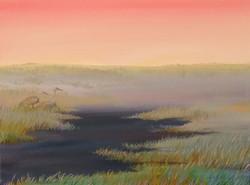 Awakening 18x24 oil on canvas Ellen Ande