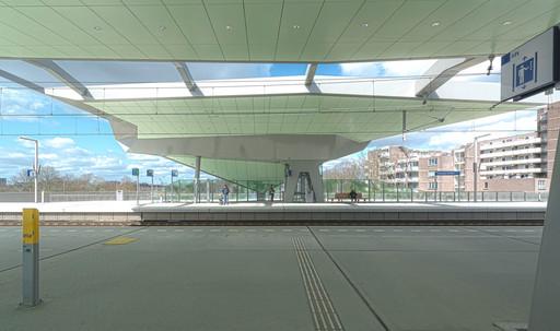 NS station Goffert Nijmegen
