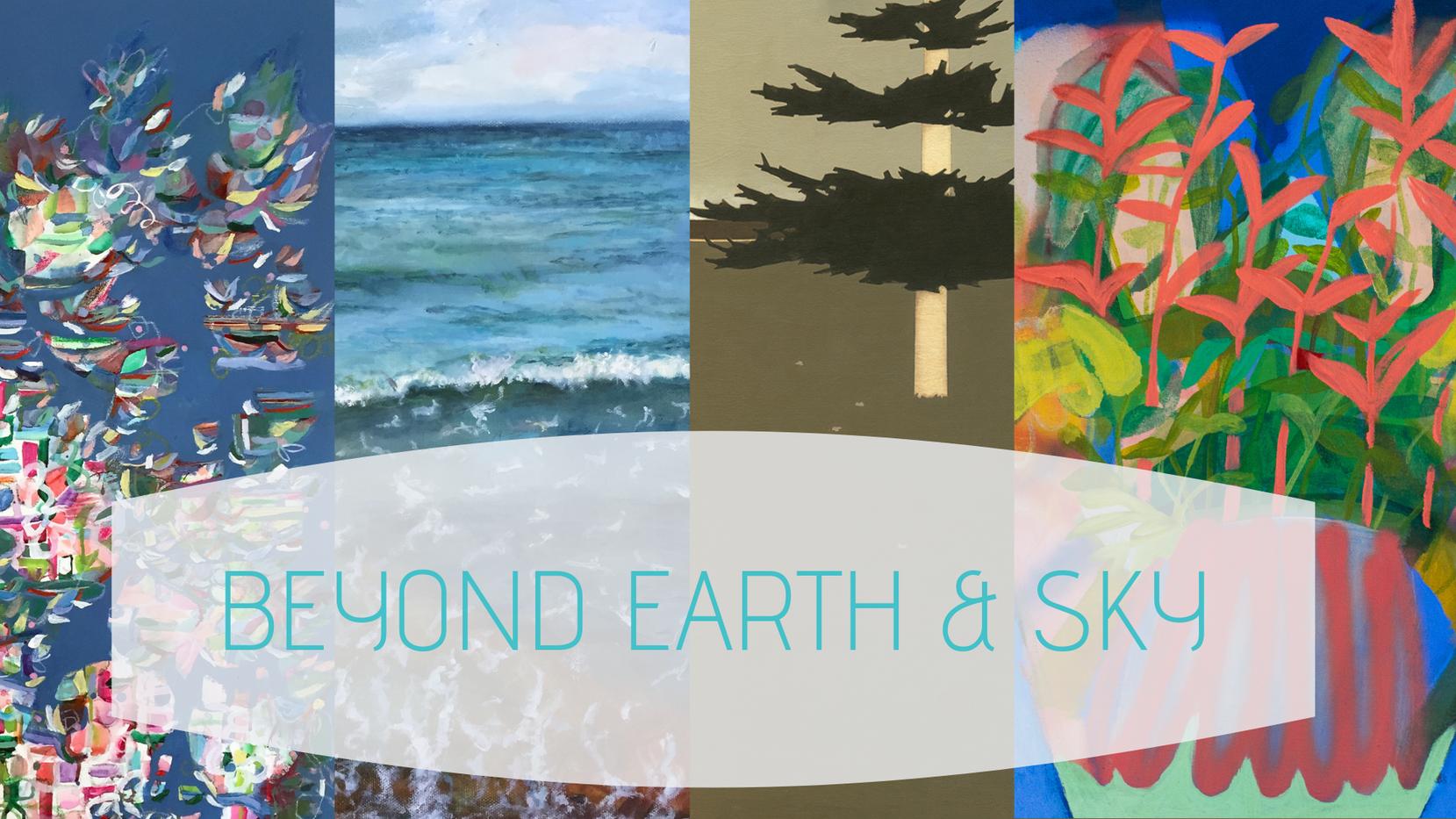 BEYOND EARTH & SKY