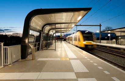 NS station Westervoort
