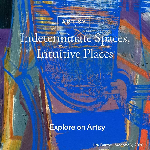 Upcoming Exhibition! Indeterminate Space