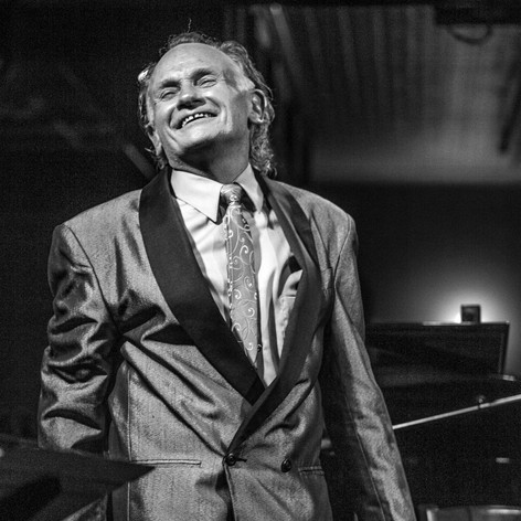 The Jazz Room, Waterloo - Bill Beard  2017