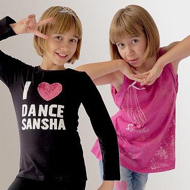 Sansha T-SHIRT SH-1
