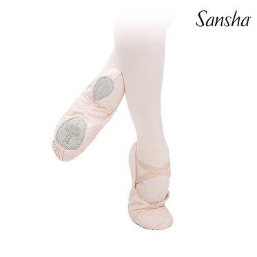 Sansha SILHOUETTE baletki 3C