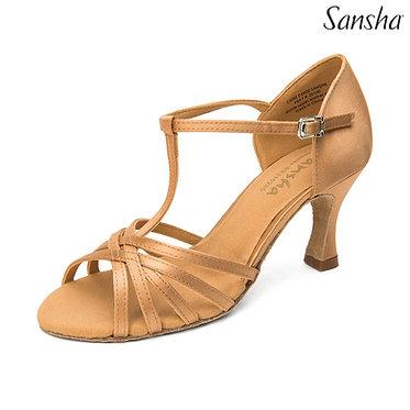 Sansha JUANITA BR31028S buty taneczne