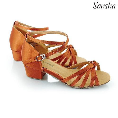 GRACIA BK13026S Buty taneczne Sansha